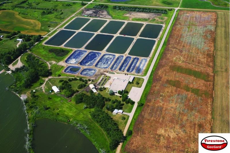 Сельскохозяйственные пруды