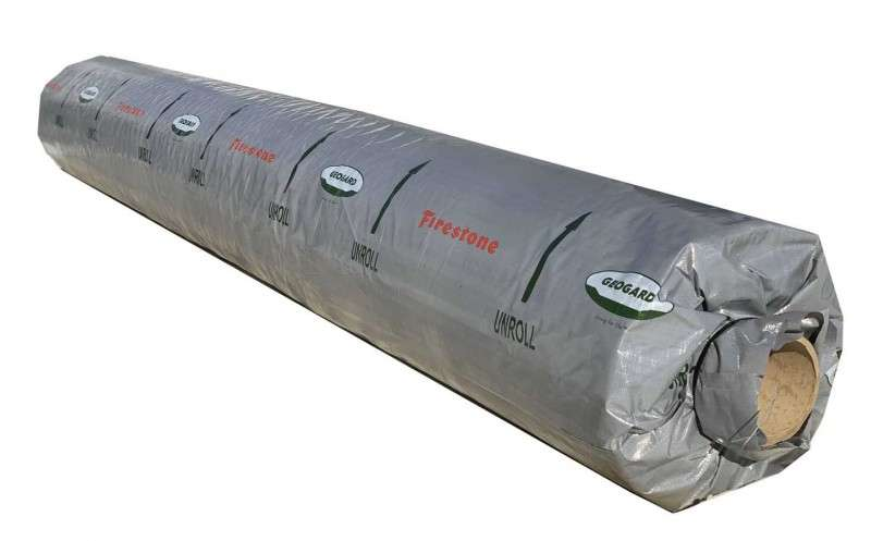 EPDM мембрана для водоёмов Firestone GeoGard